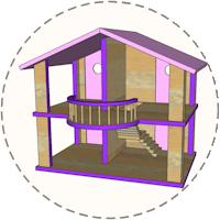 Puppenhaus – Die Projektidee