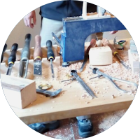 Kreativ und Schön – Raus aus der Werkstatt