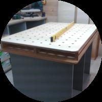 Werkstatt – Der Werktisch