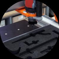 CNC – Schubkasteneinlage