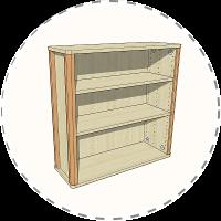 Bücherregal – Die Projektidee