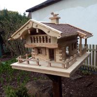 Vogelvillen – Die Installation